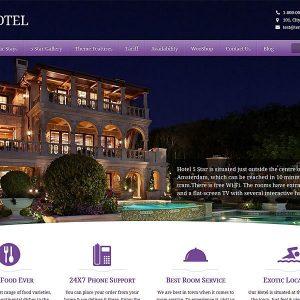 Ndertim Faqe Interneti per Hotele - Web Hiper Albania - Faqe Interneti Profesionale per Hotel - Web Hiper Albania - Sistem Rezervimi per Hotel
